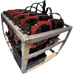 Zcash Mining Rigs 1300H/s